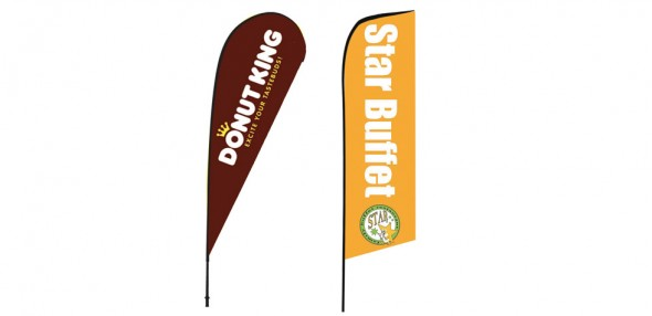 wind banners