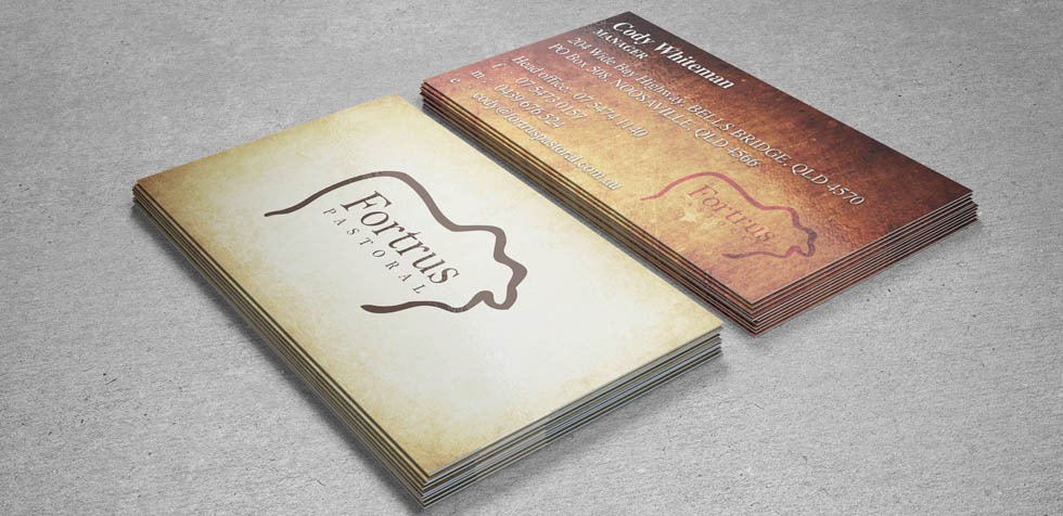 Fortrus double sided business cards for fortrus pastoral reheart Choice Image